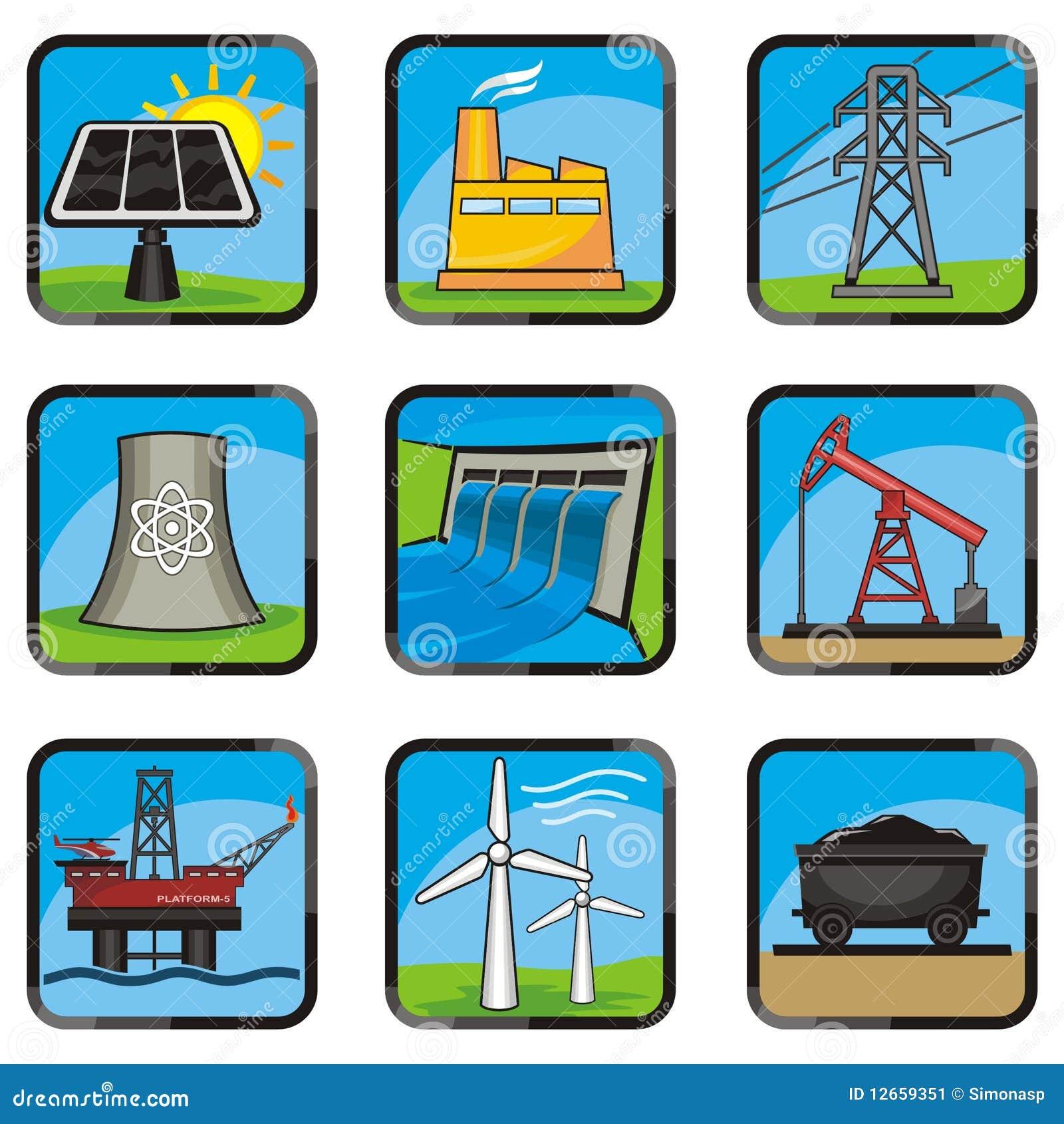 иконы энергии