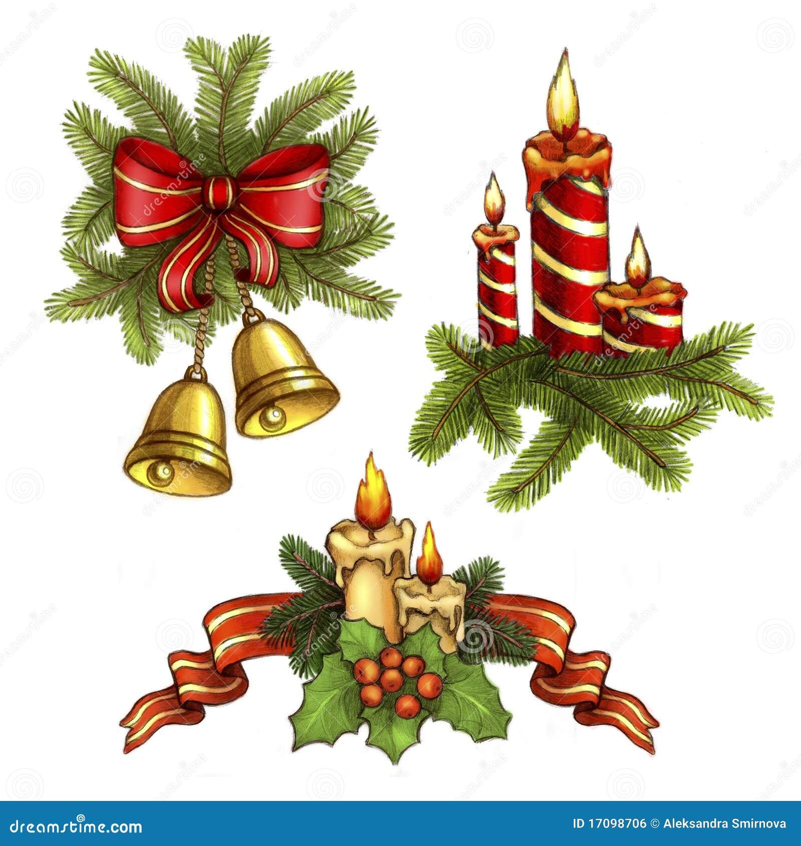 иллюстрации рождества