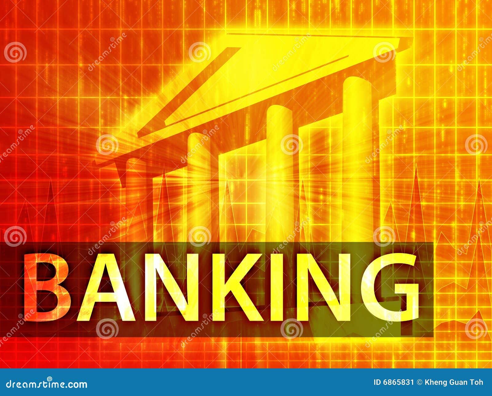 иллюстрация банка