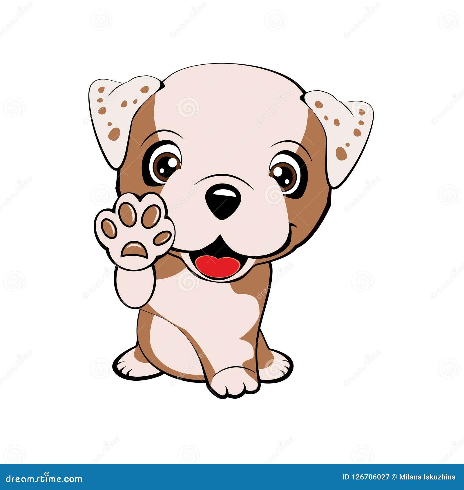 картинки щенки для детей