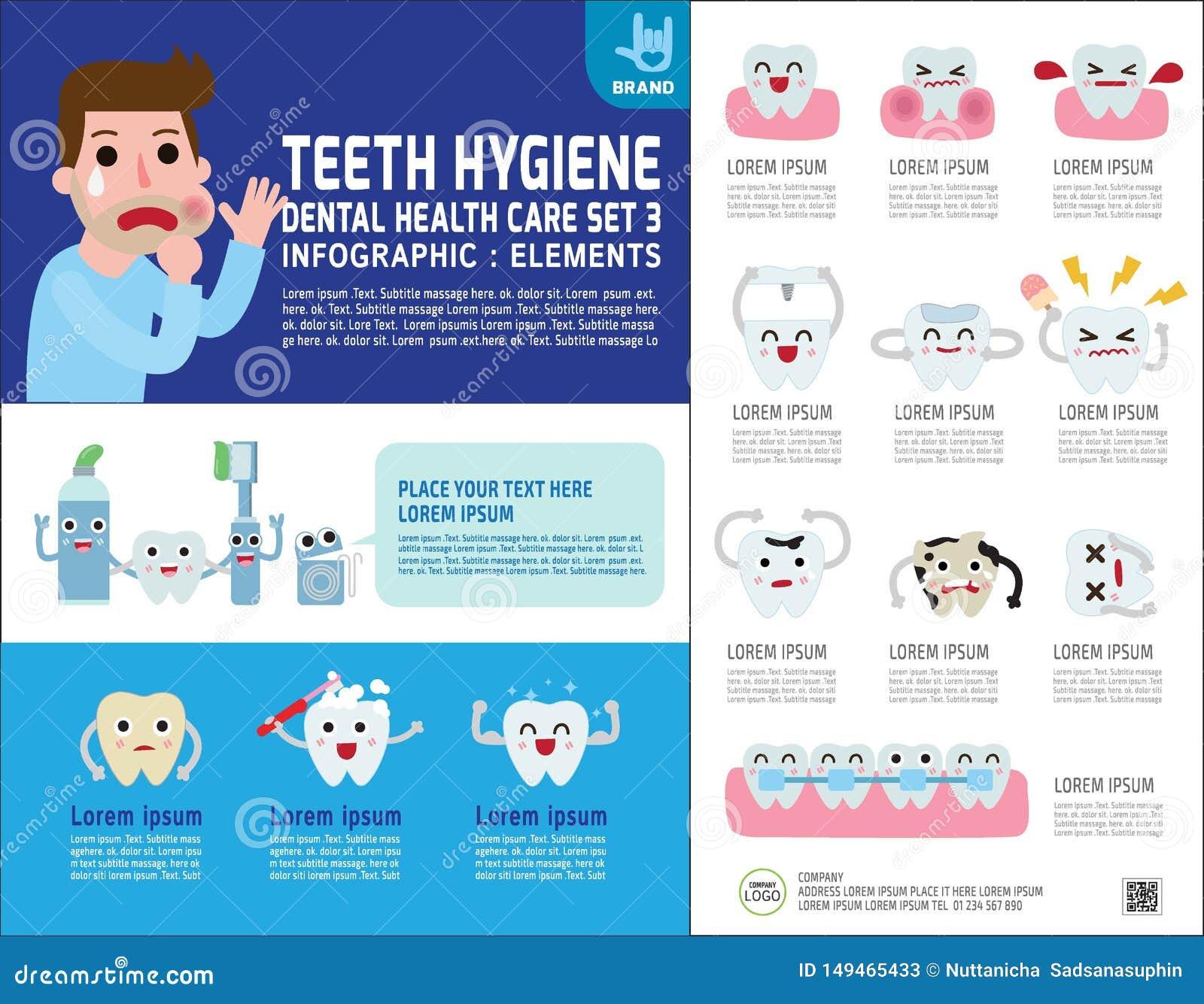 Иллюстрация дизайна элемента медицинского вектора здоровья infographic