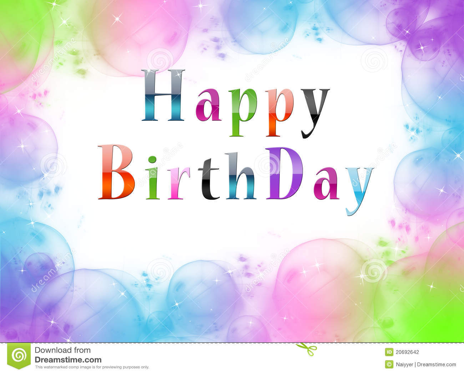 иллюстрация приветствиям дня рождения