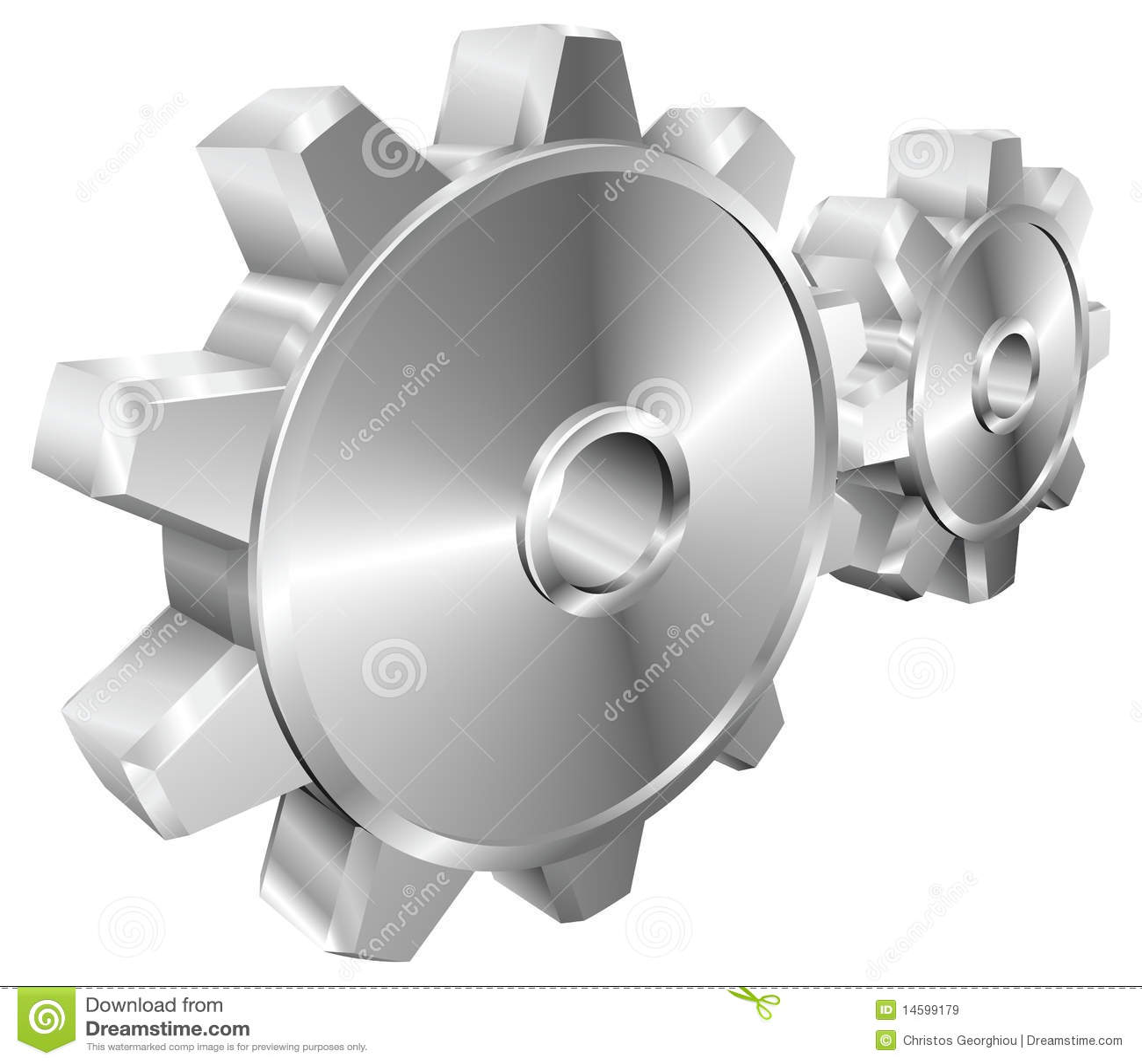иллюстрация шестерен cogs механически