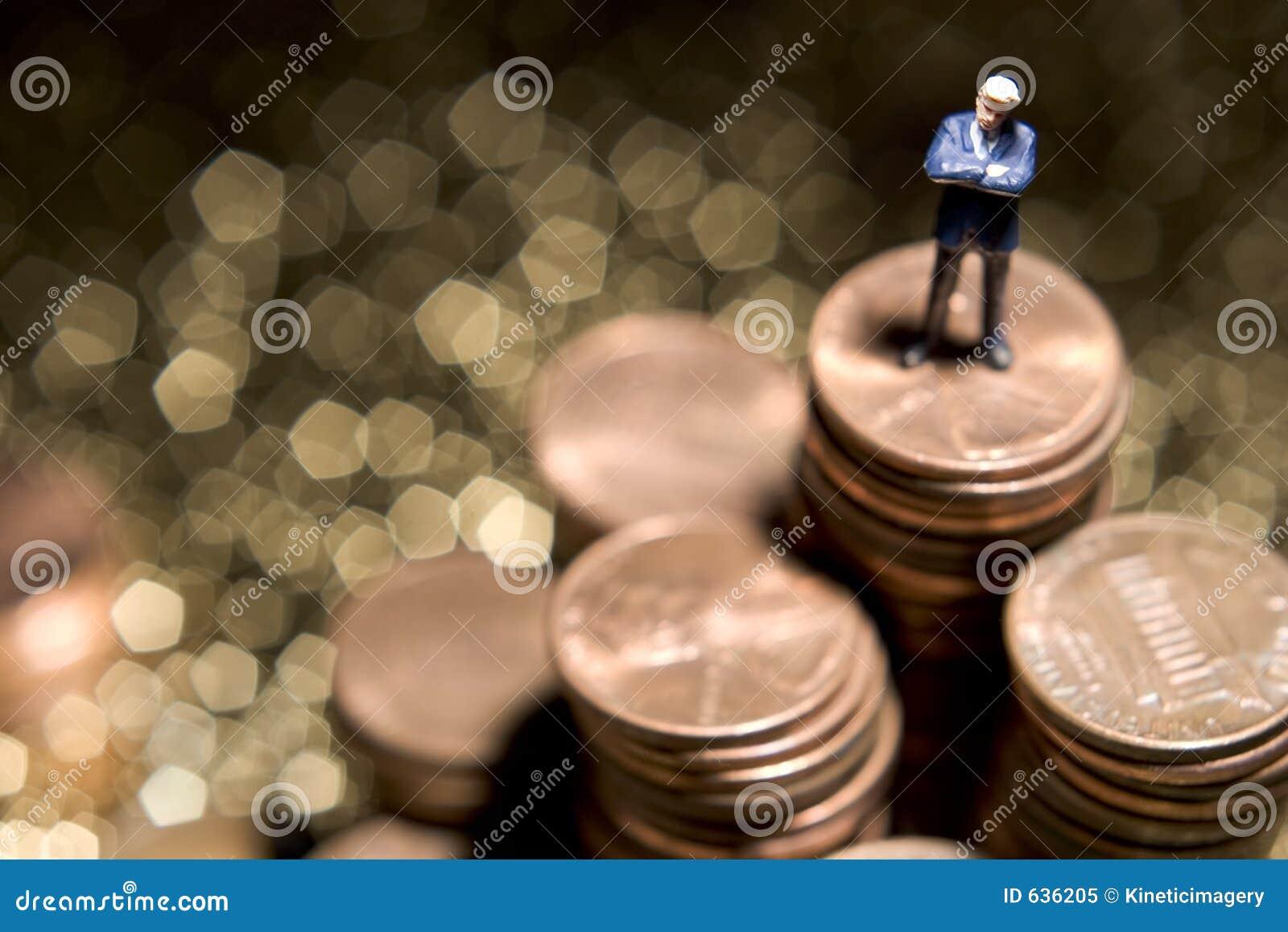 Download имеют значение деньги стоковое изображение. изображение насчитывающей успех - 636205