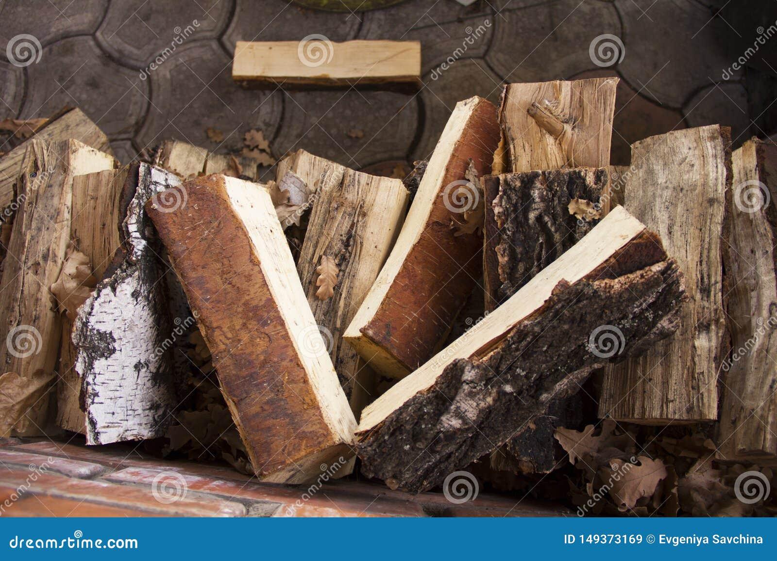 Имя пользователя березы журнал Журналы для разжигать в камине или плите