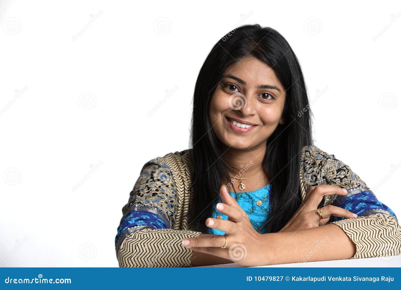 индийская женщина портрета