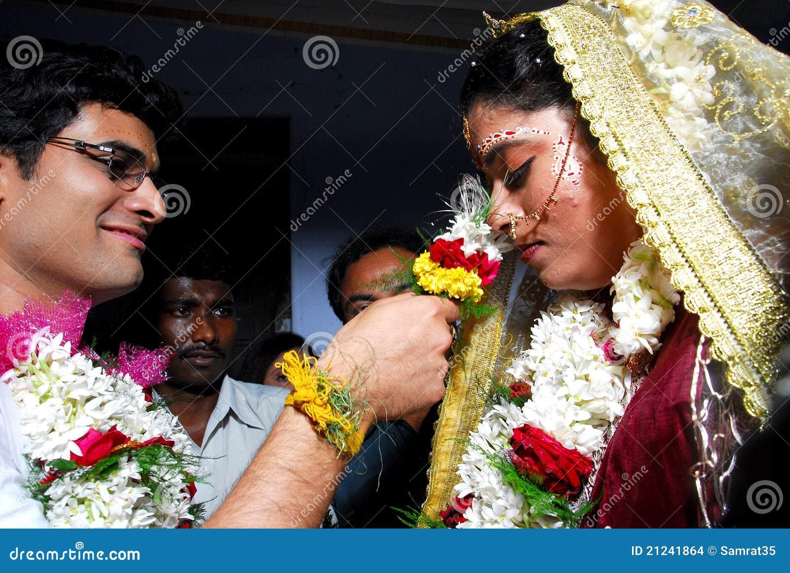 индийское замужество