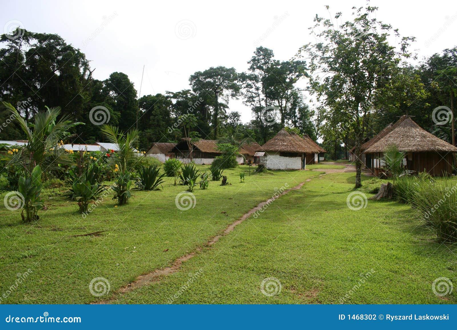 индийское село