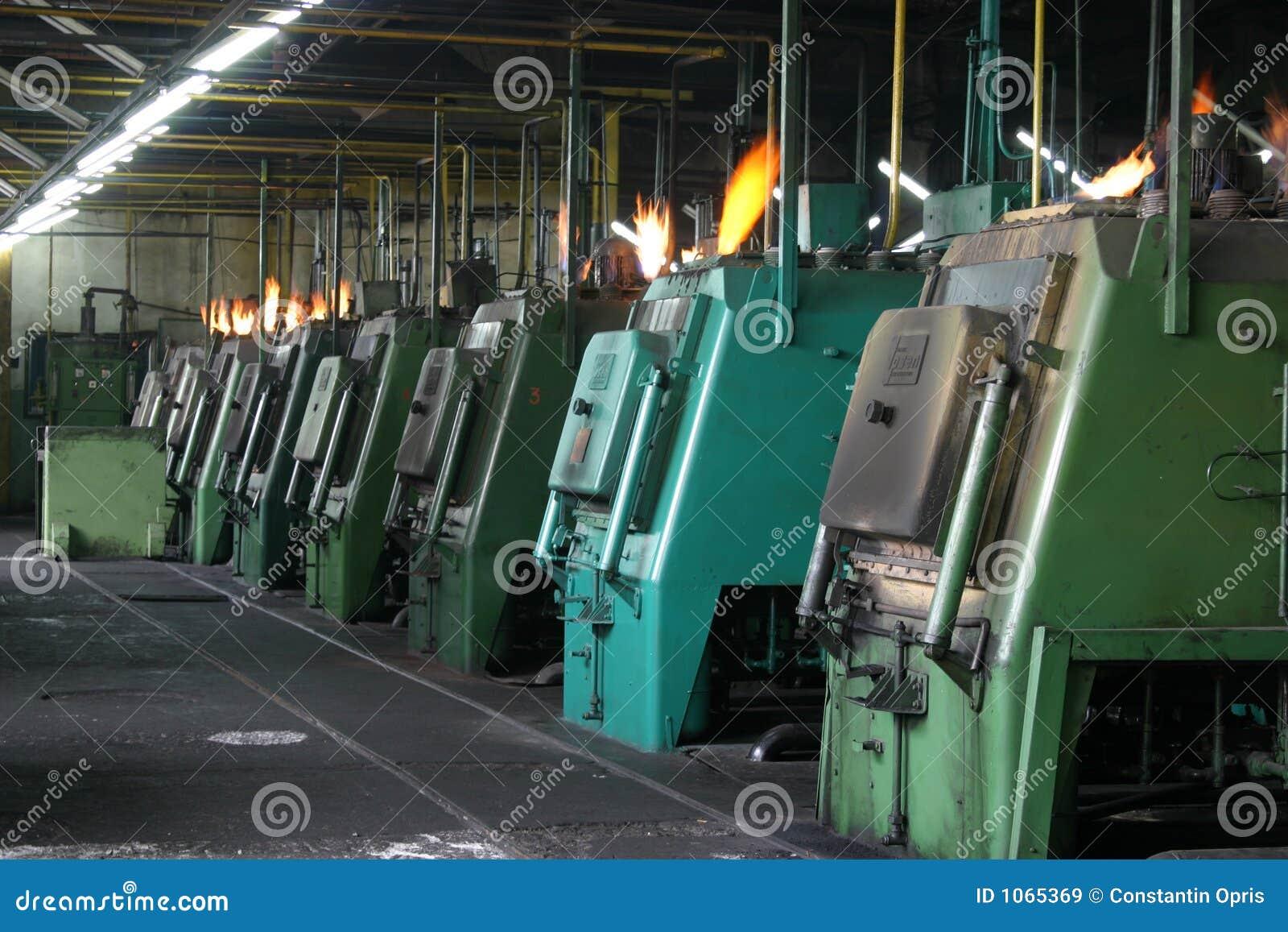 индустрия металлургическая