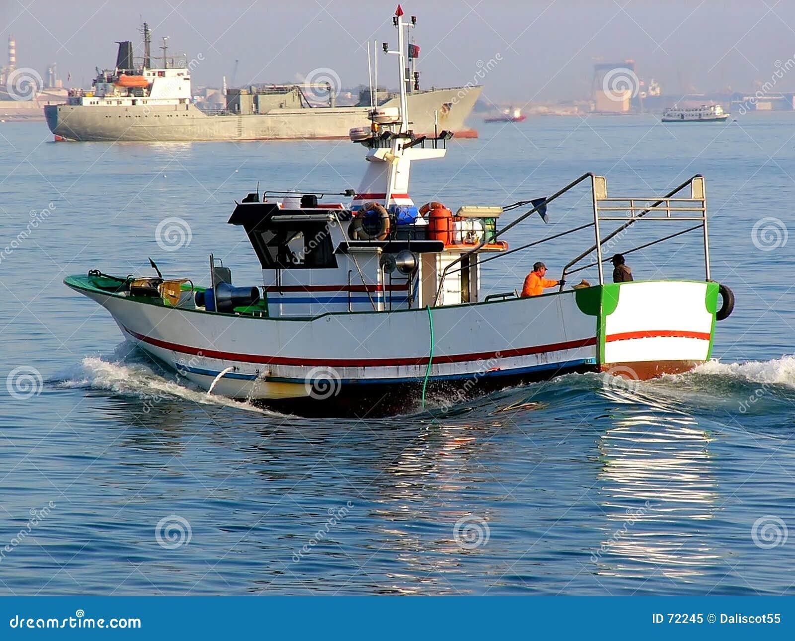 индустрия морская