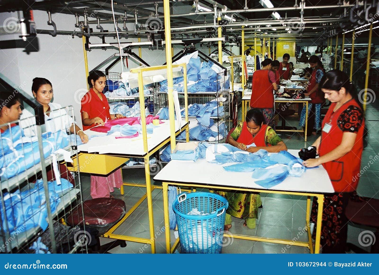 Индустрия одежд в Бангладеше