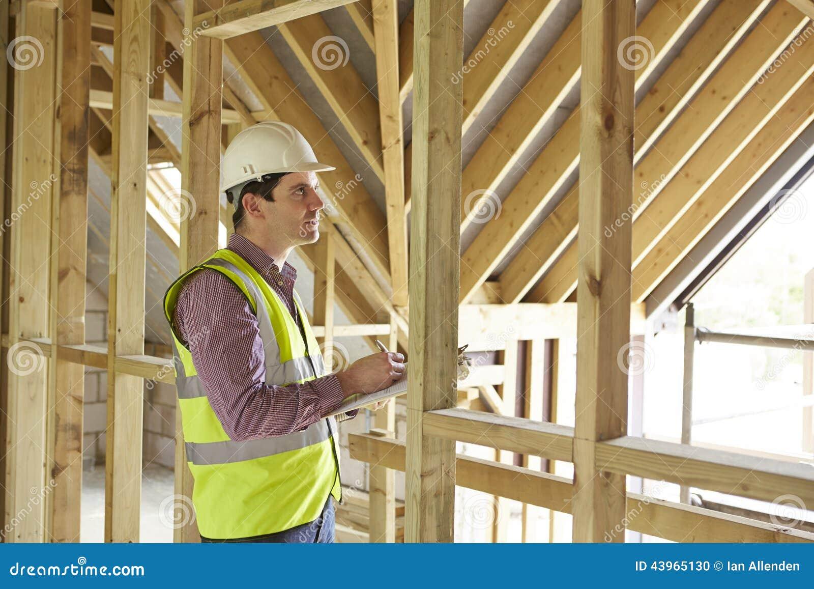 Инспектор по строительству смотря новое свойство