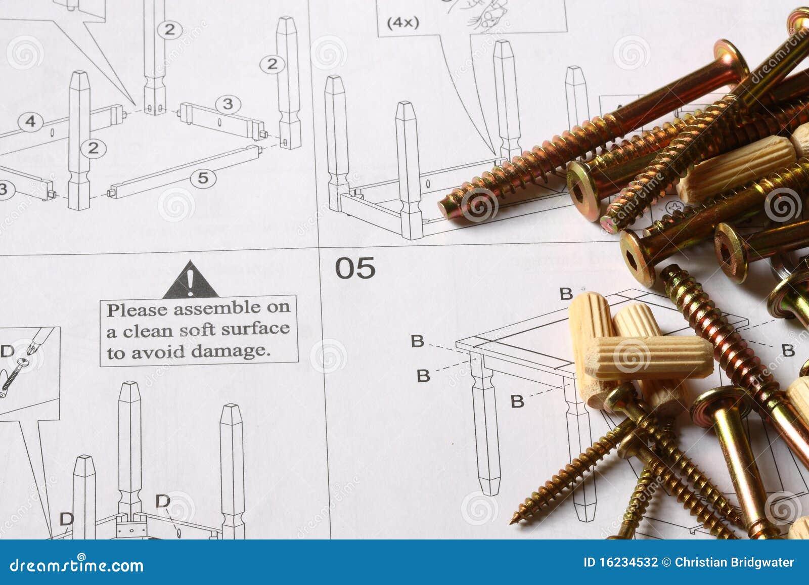 инструкции мебели отладок