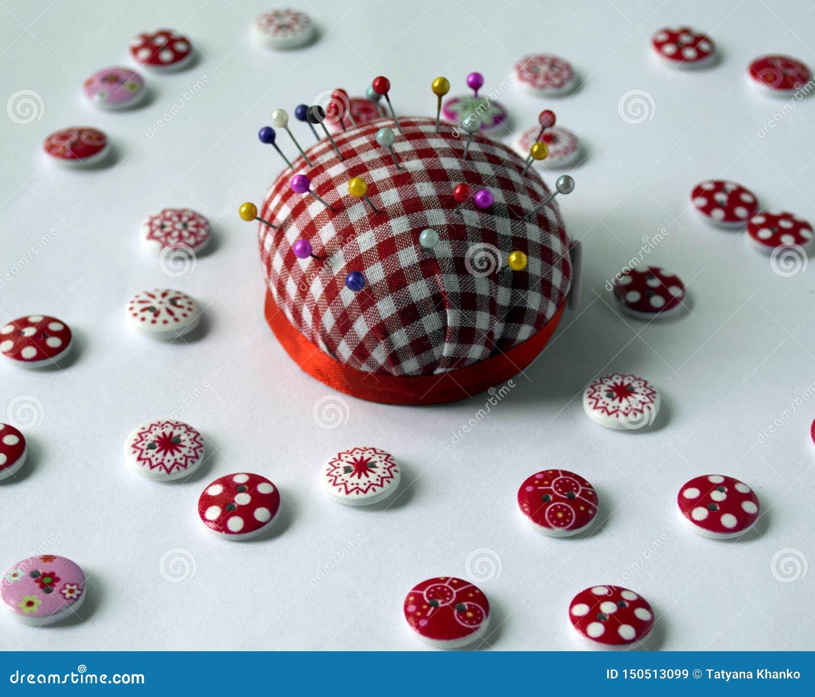 инструменты для шить и needlework t пестротканый шить поток кнопки