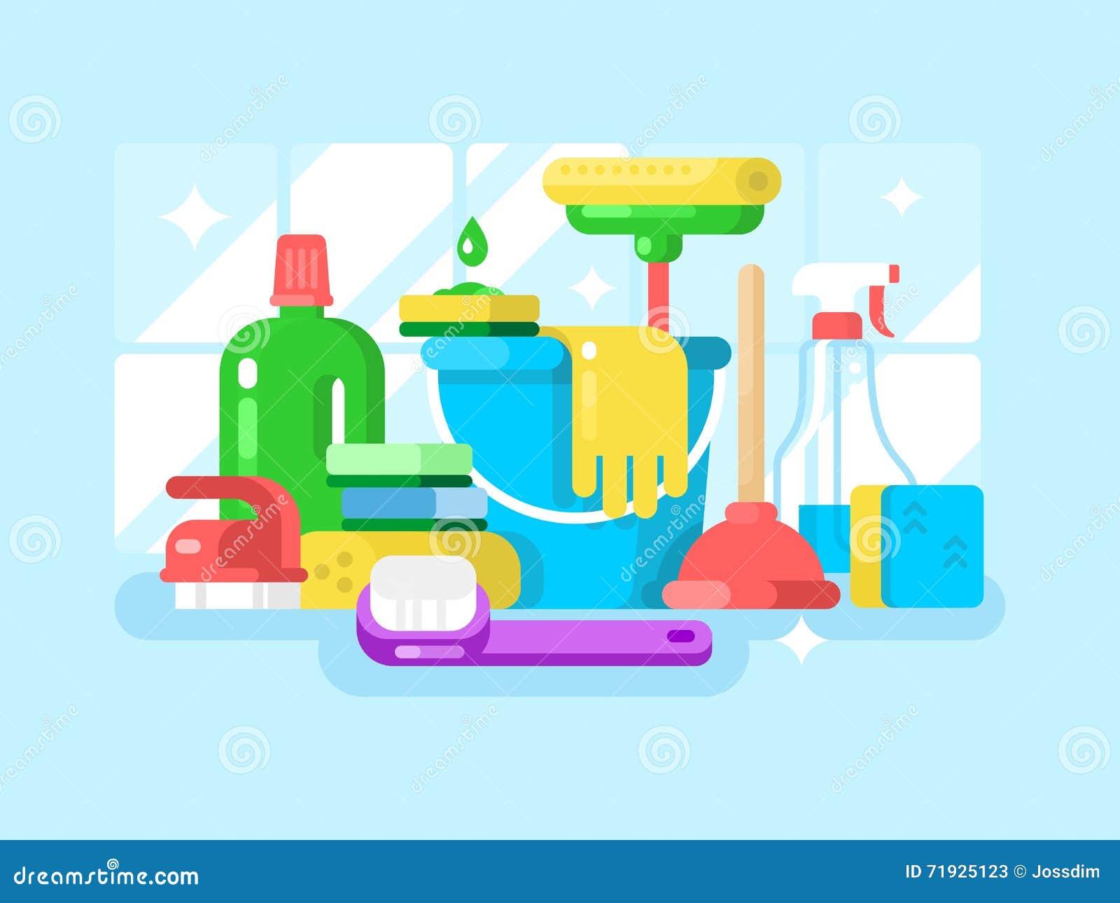 Инструменты и тензид чистки
