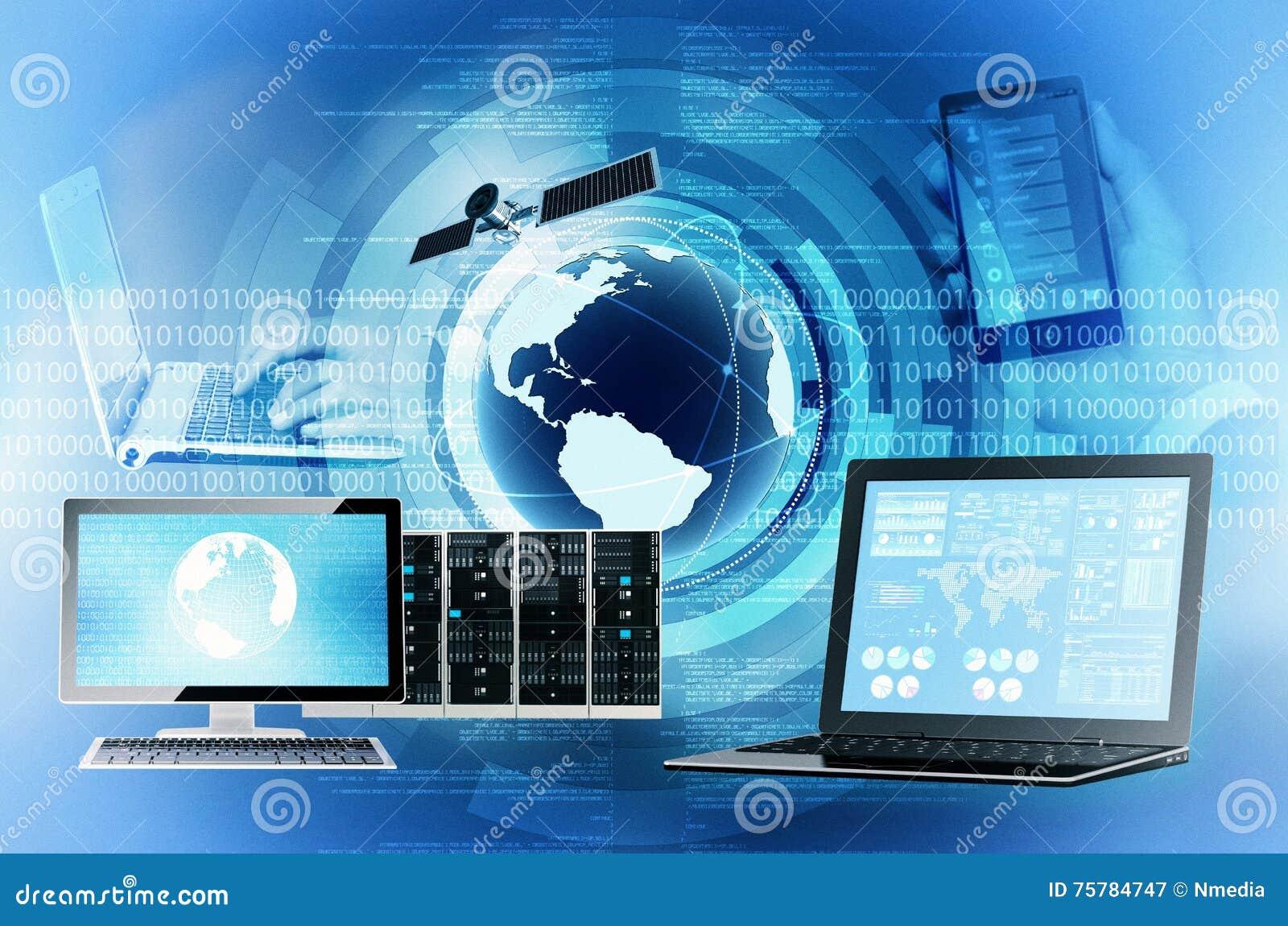 Интернет и информационная технология