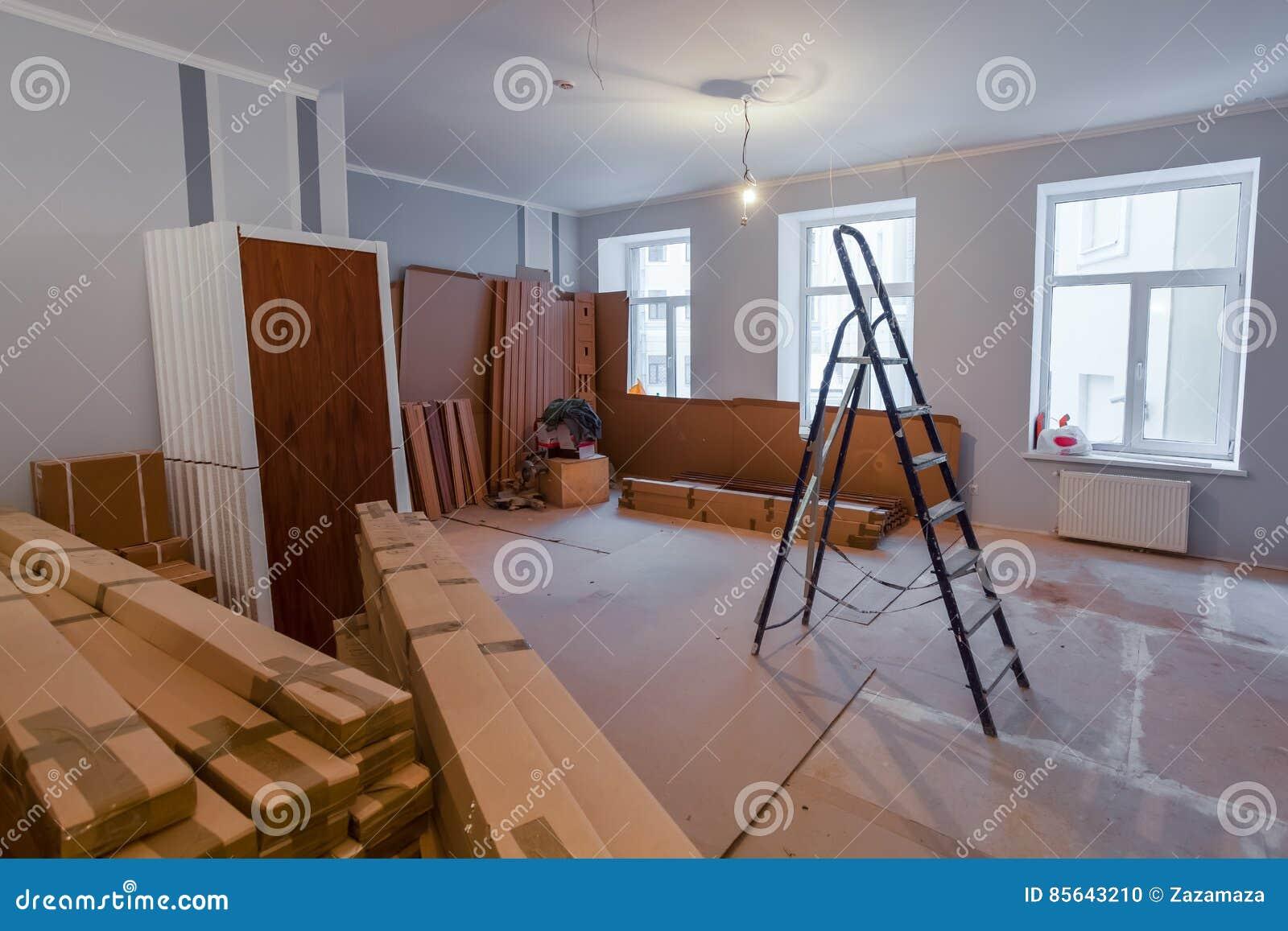 Ремонт в квартирах по реновации