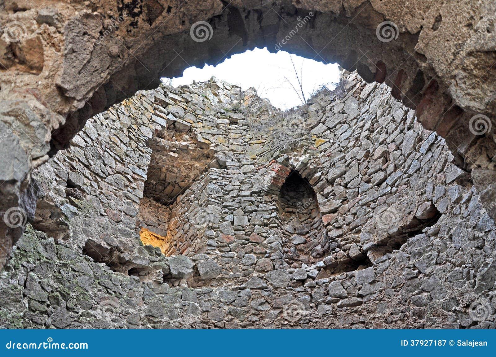 Интерьер крепости