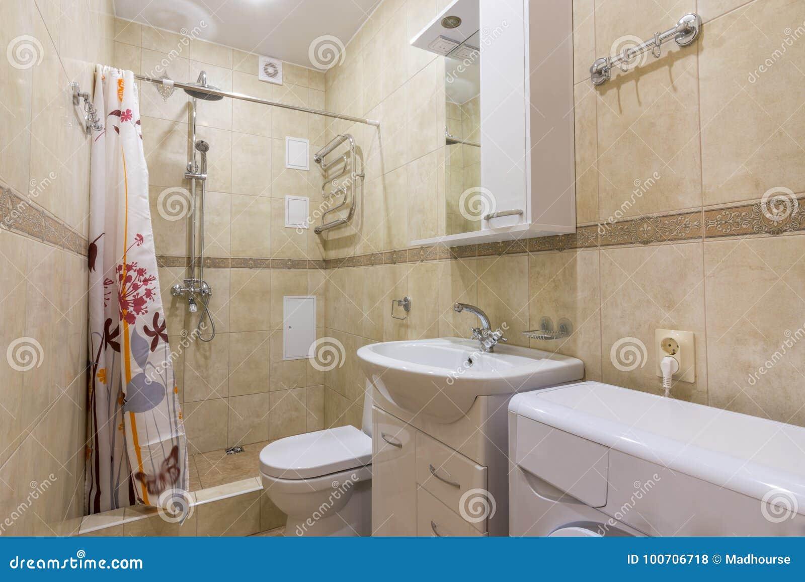 Интерьер малая ванная комната купить картриджи для смесителя в воронеже