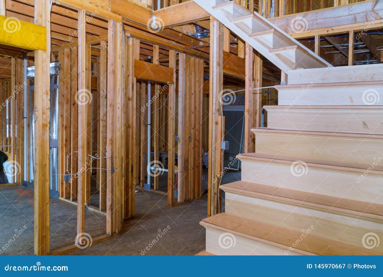 Интерьер новые домашние деревянные балки на обрамлять дома конструкции жилой