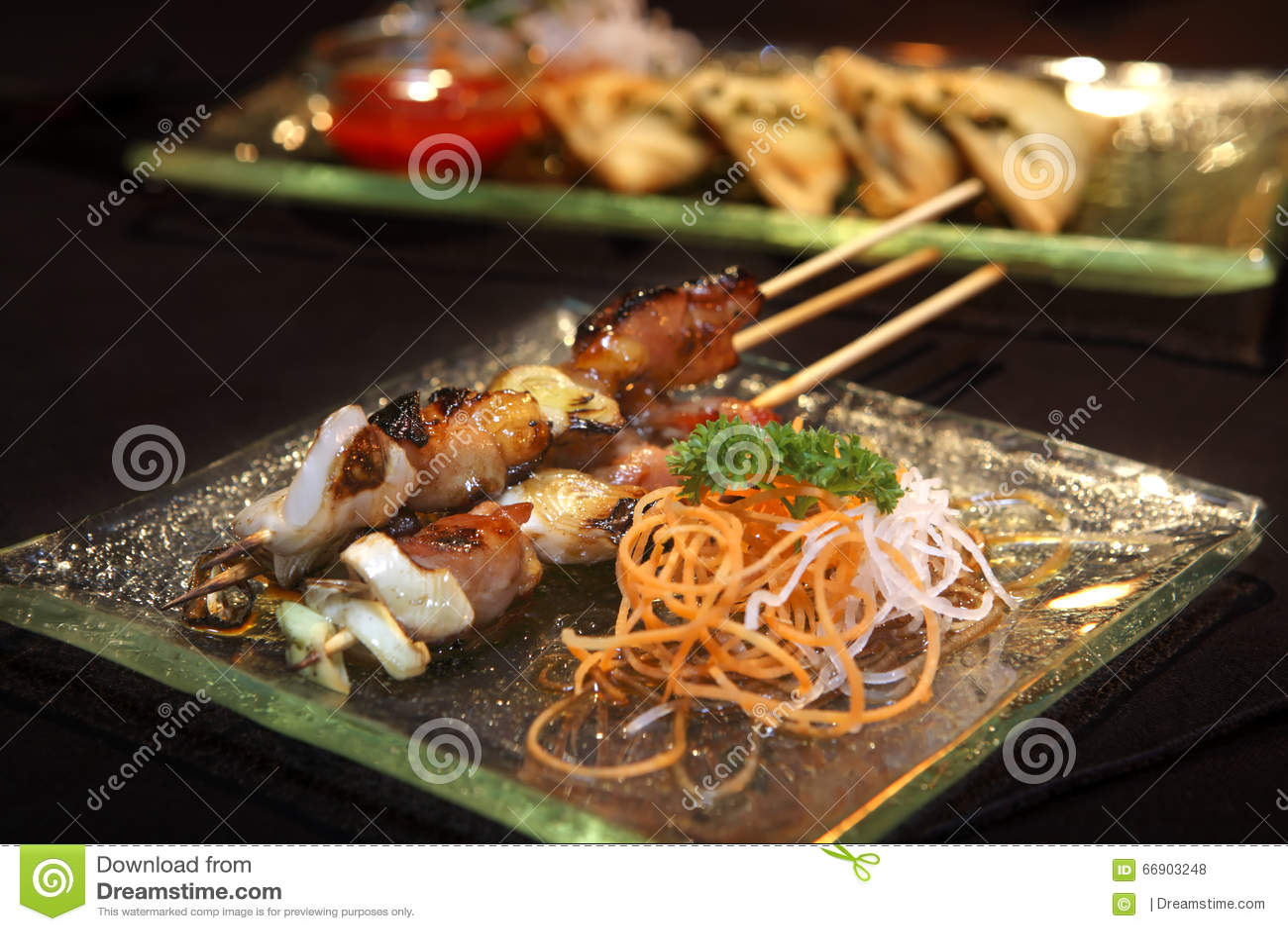 Индонезийская еда