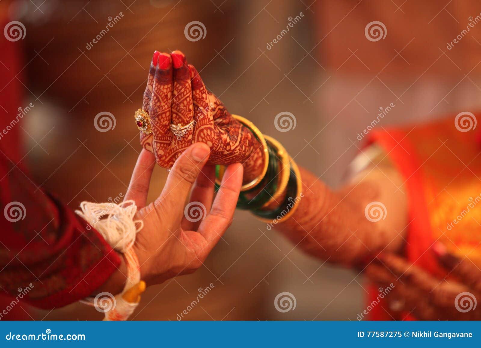 индусское ритуальное венчание