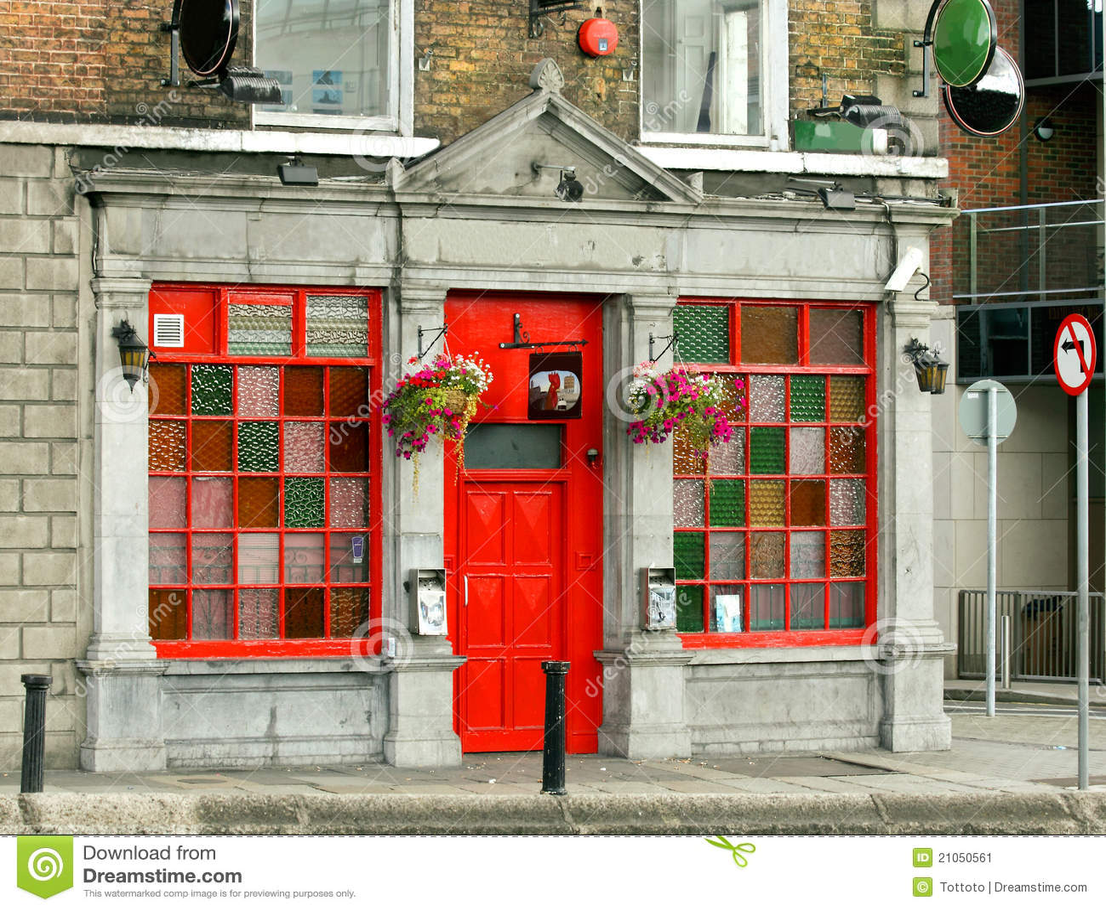 ирландский pub