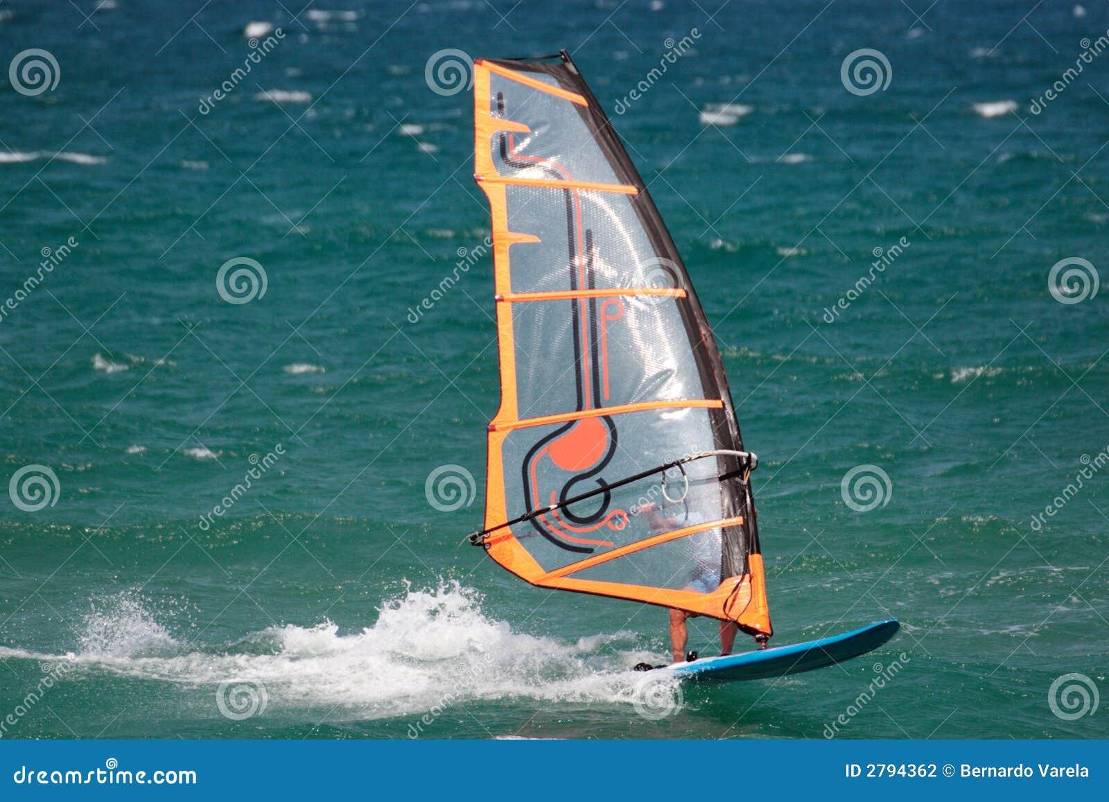 Испания windsurfing