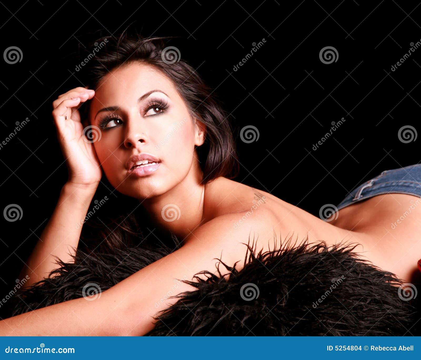 испанская сексуальная женщина