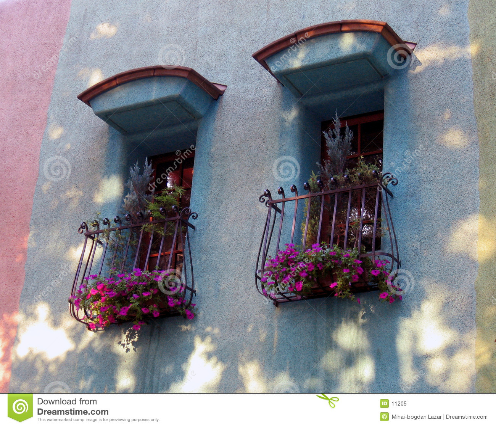 испанские окна типа