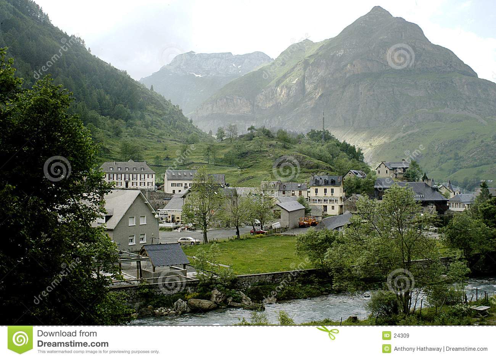 испанское село