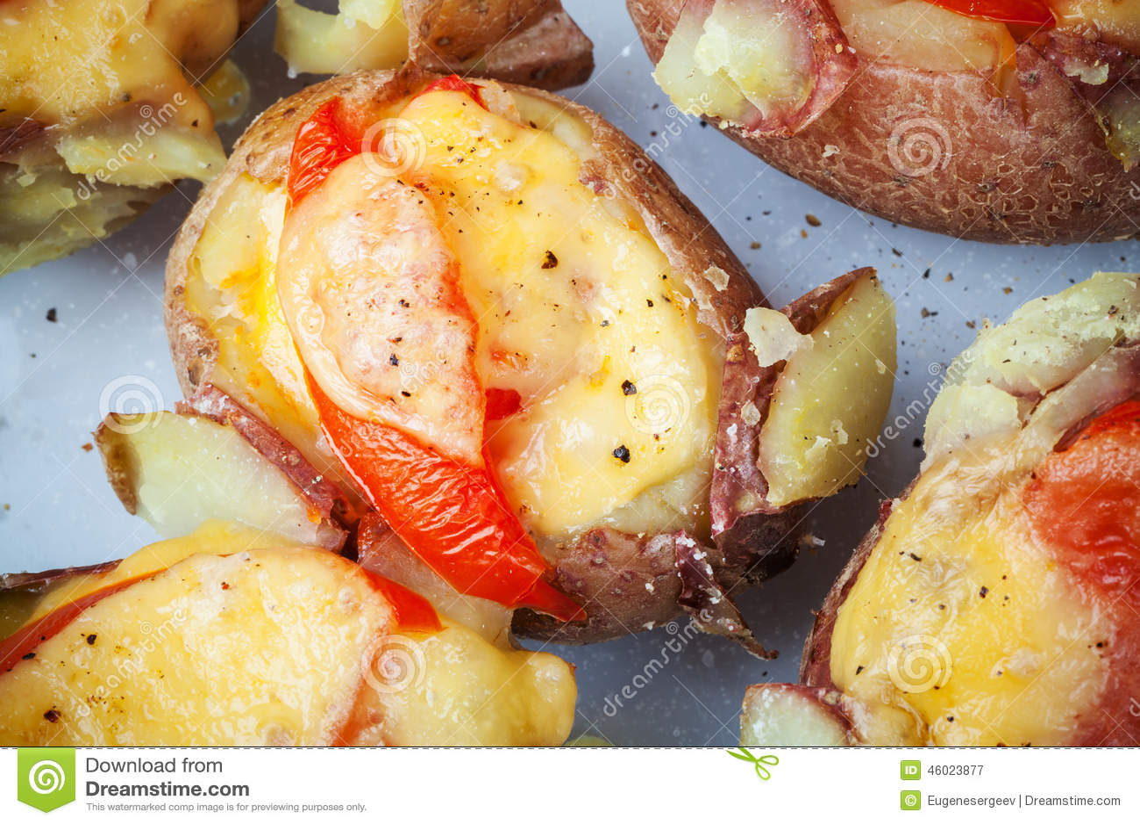Веер из картофеля в духовке пошаговый рецепт