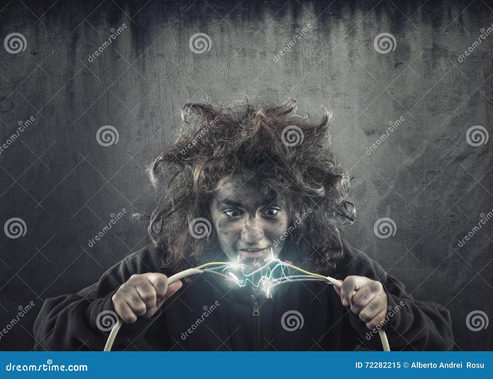 Download испуганным детеныши девушки стороны удивленные портретом Стоковое Изображение - изображение насчитывающей выучьте, screaming: 72282215