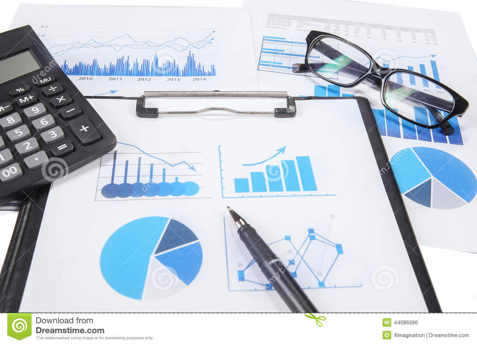 Исследование финансов дела