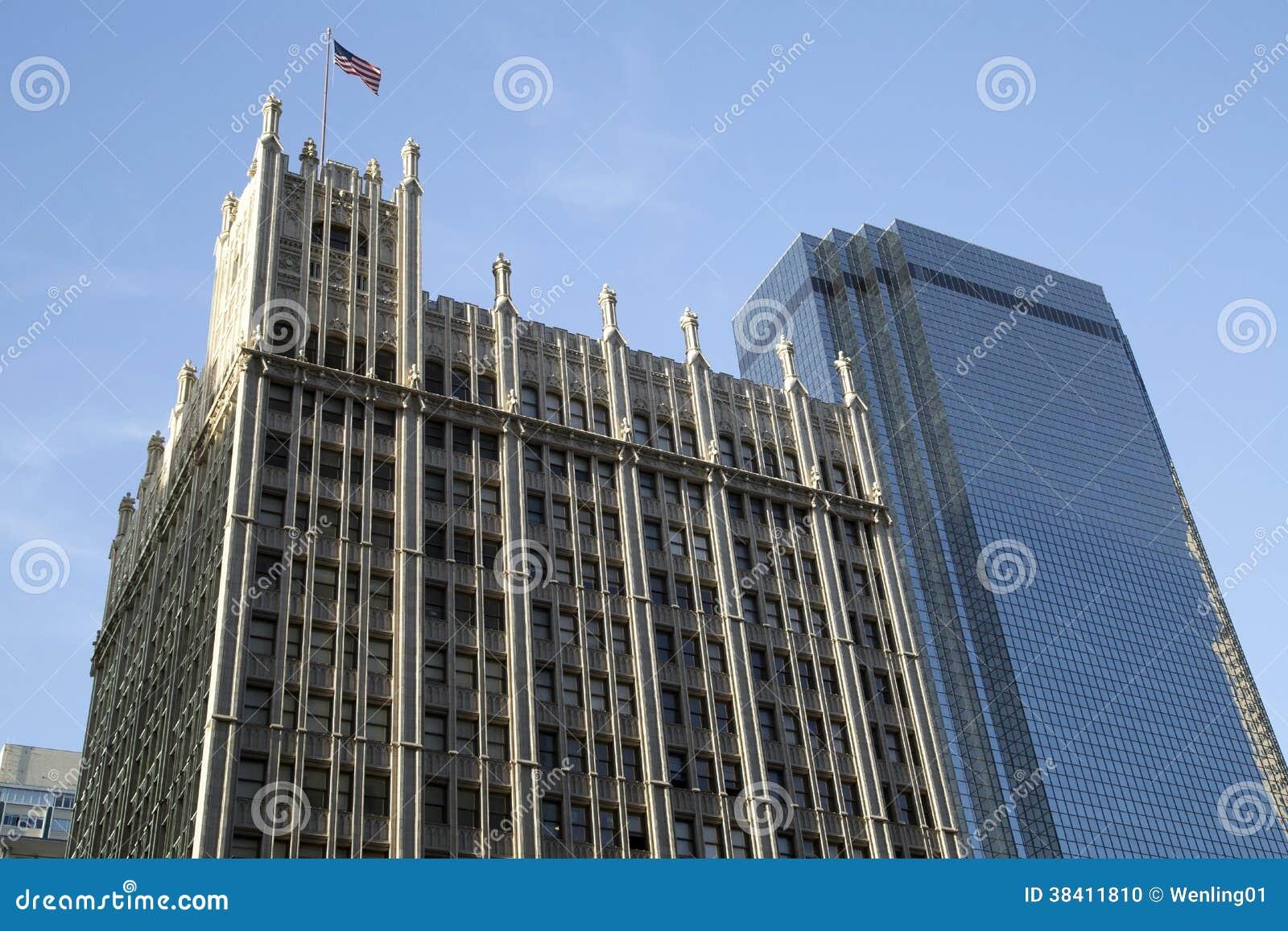 Исторические и современные здания
