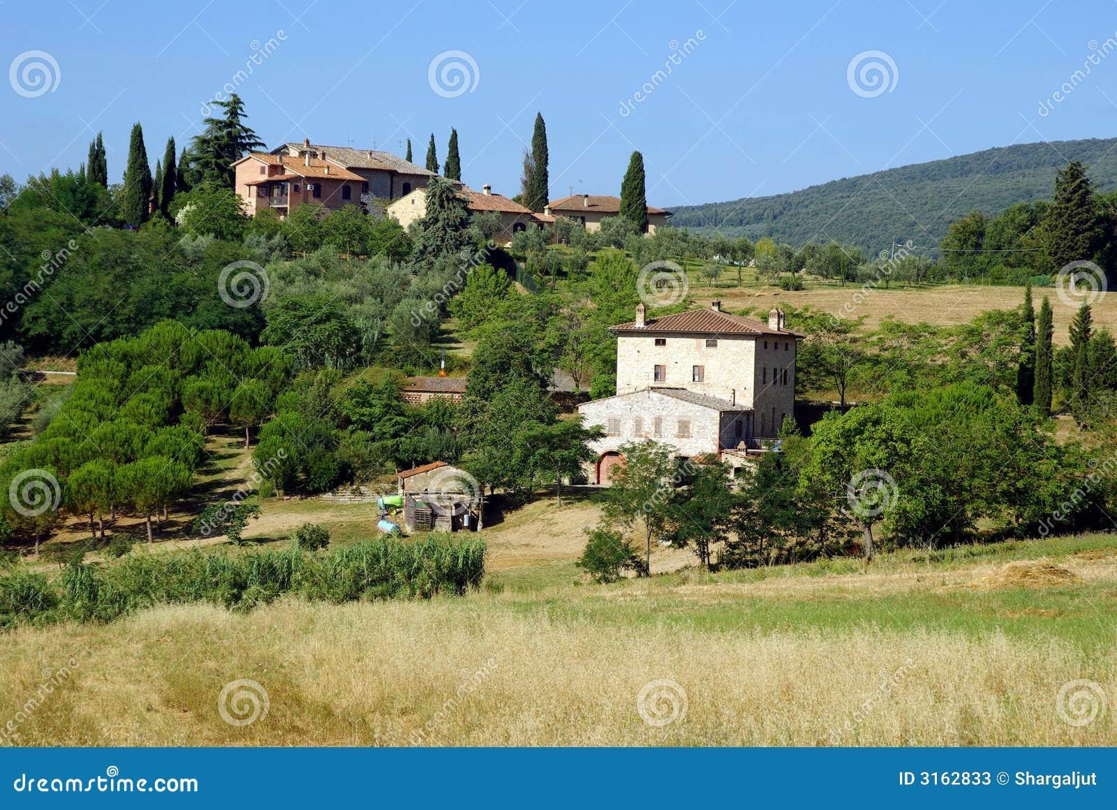 Италия Тоскана