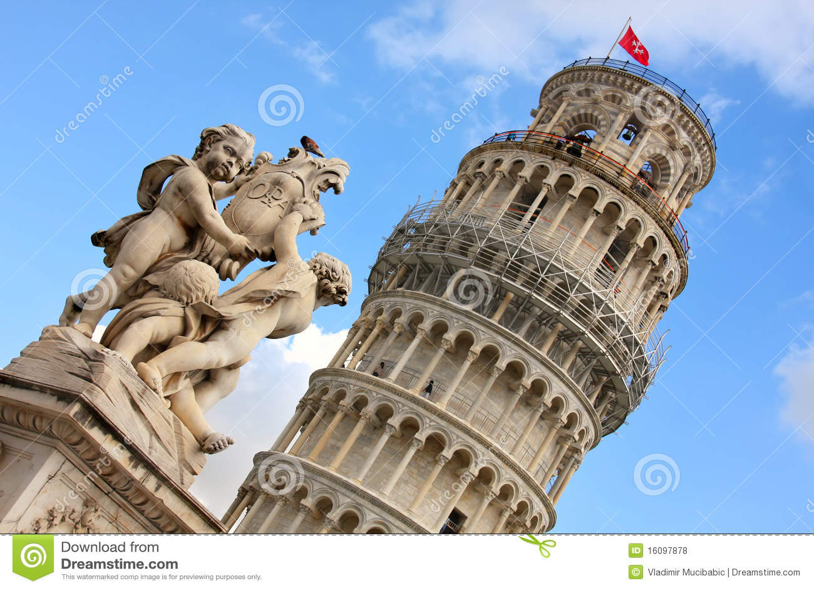 Италия pisa Тоскана