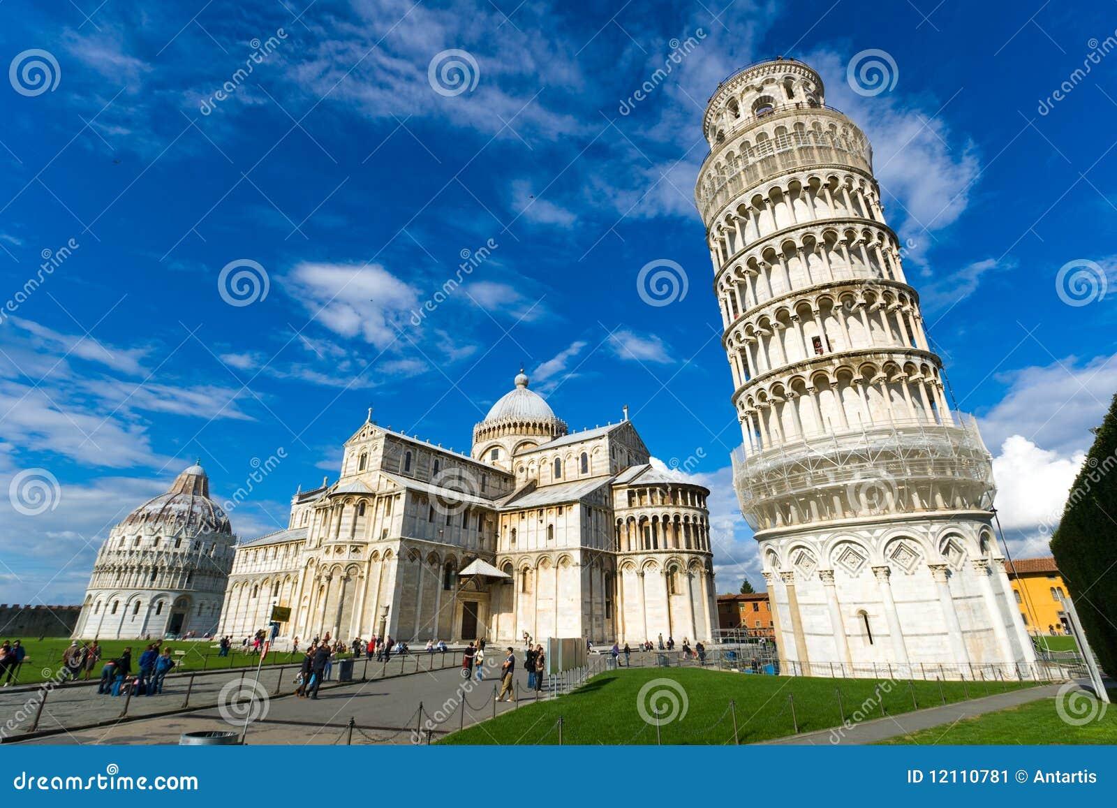 Италия pisa