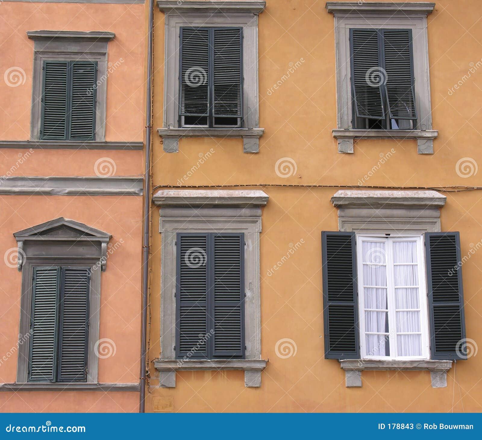 итальянское окно