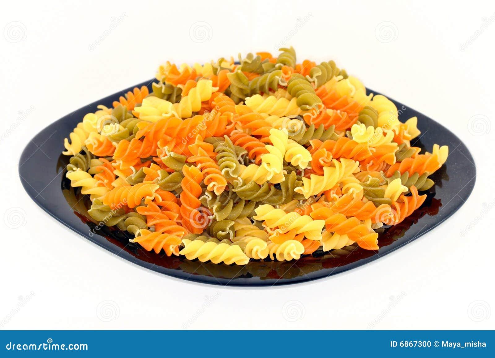 итальянское macarone