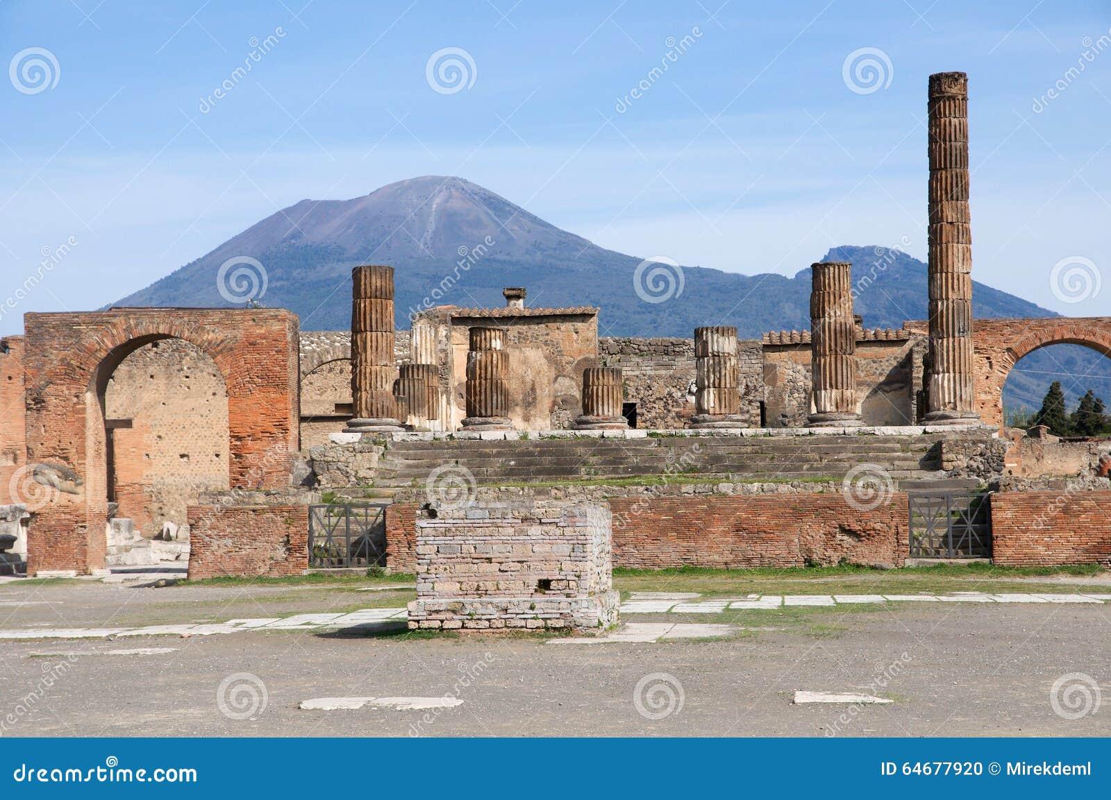Италия pompeii