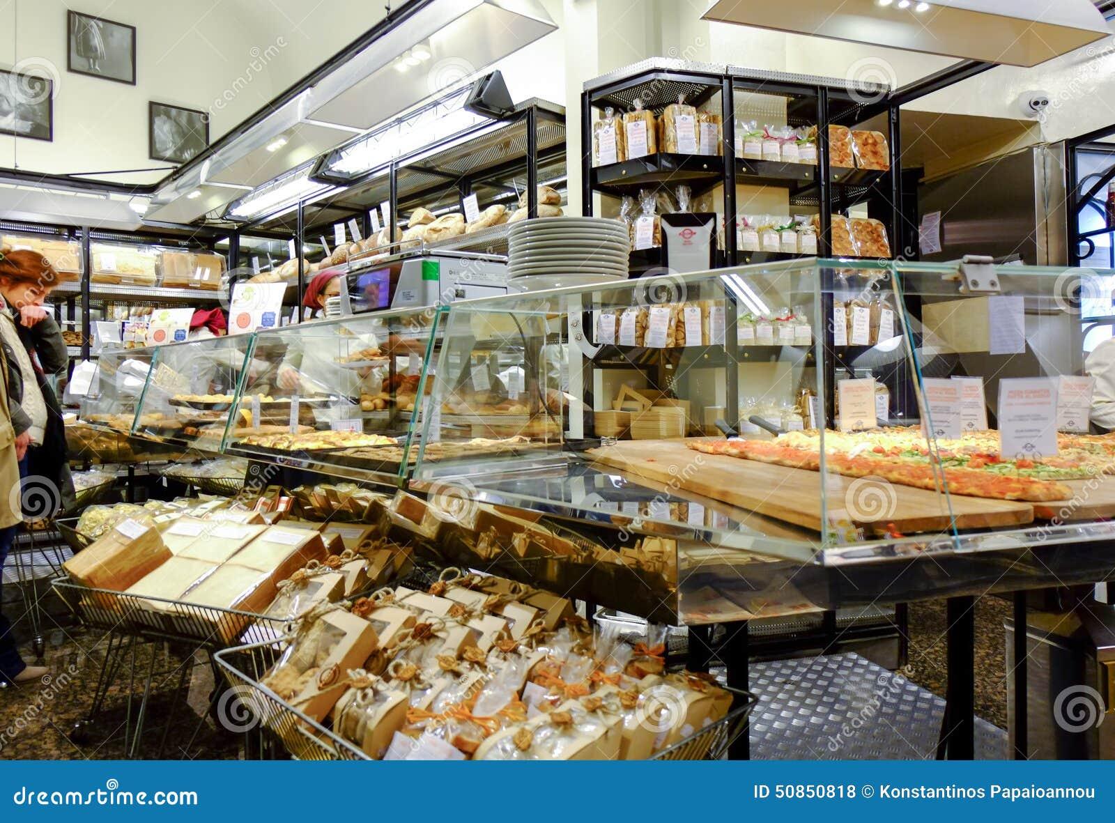 Итальянская хлебопекарня