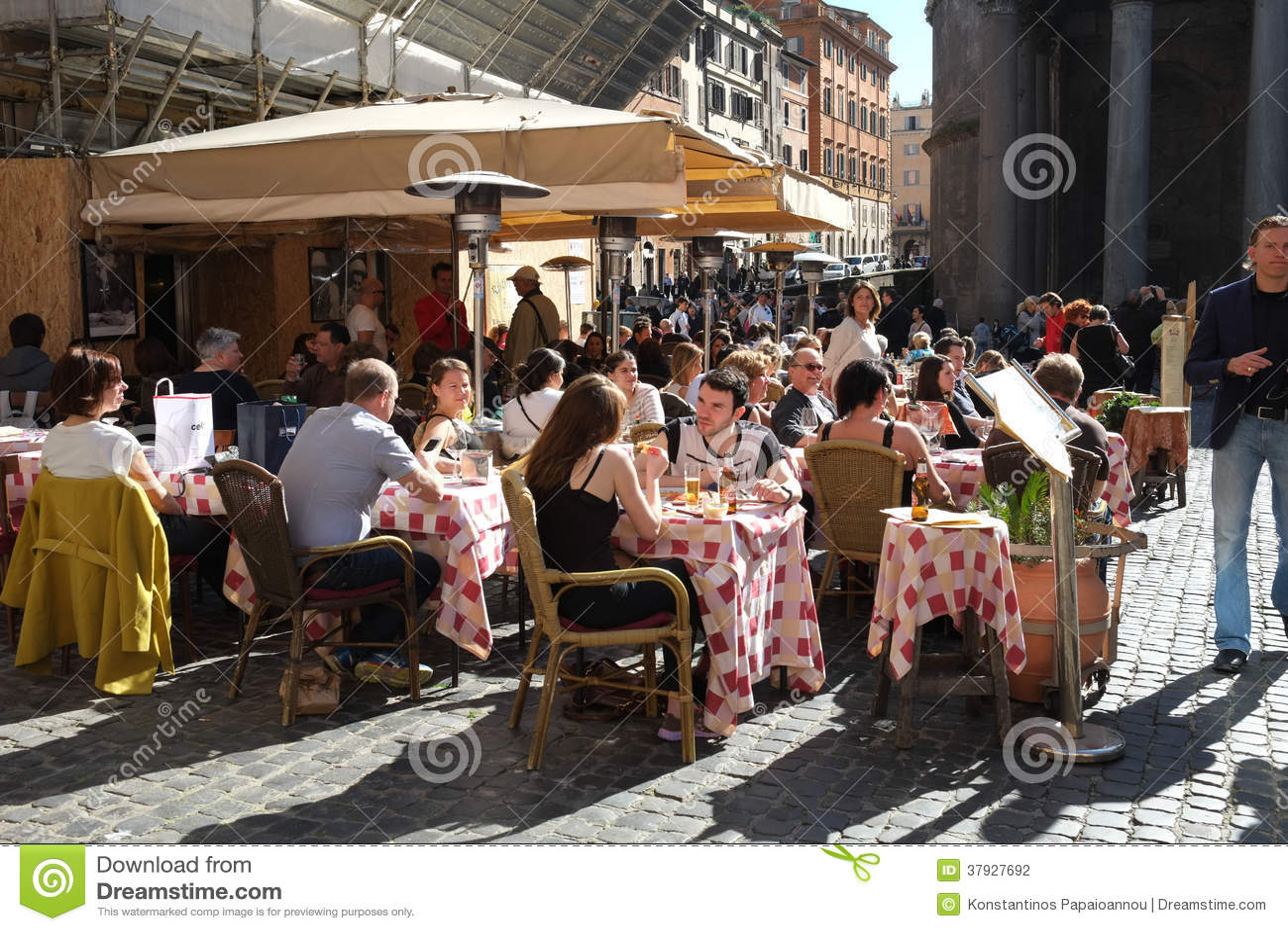 Итальянский ресторан