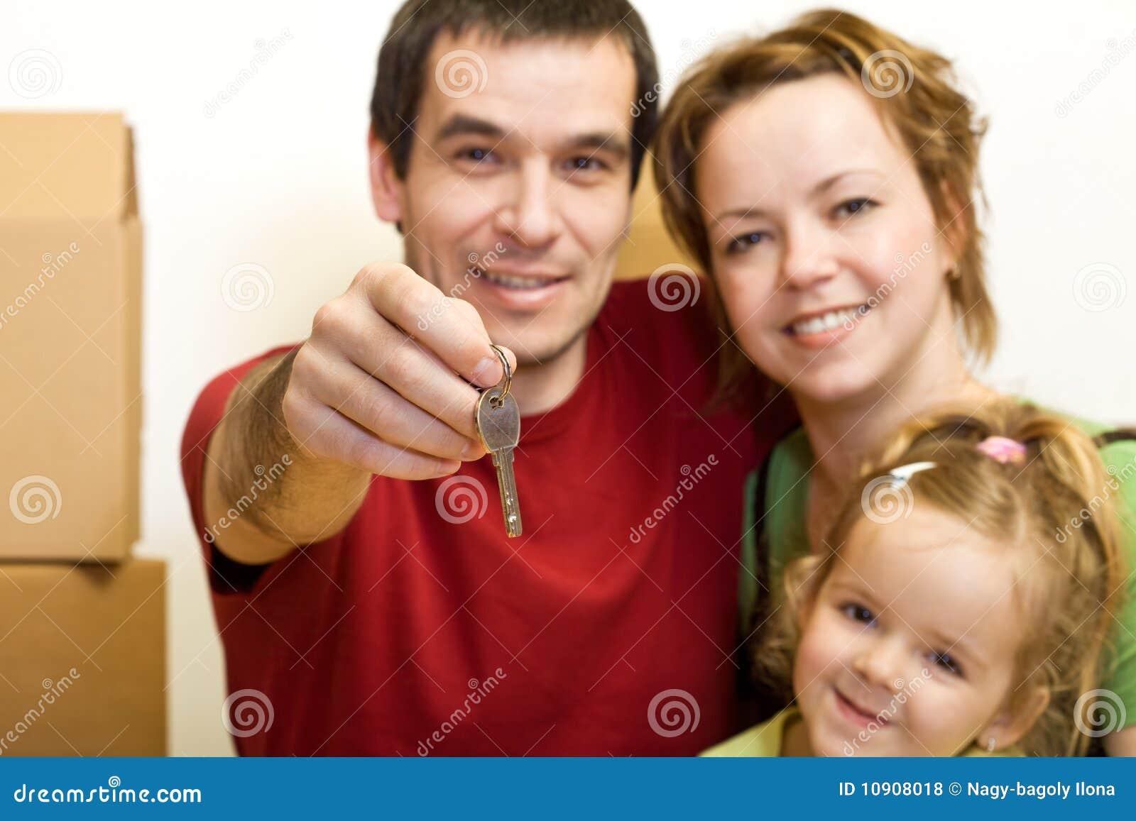 их домашнего ключа семьи счастливое новое