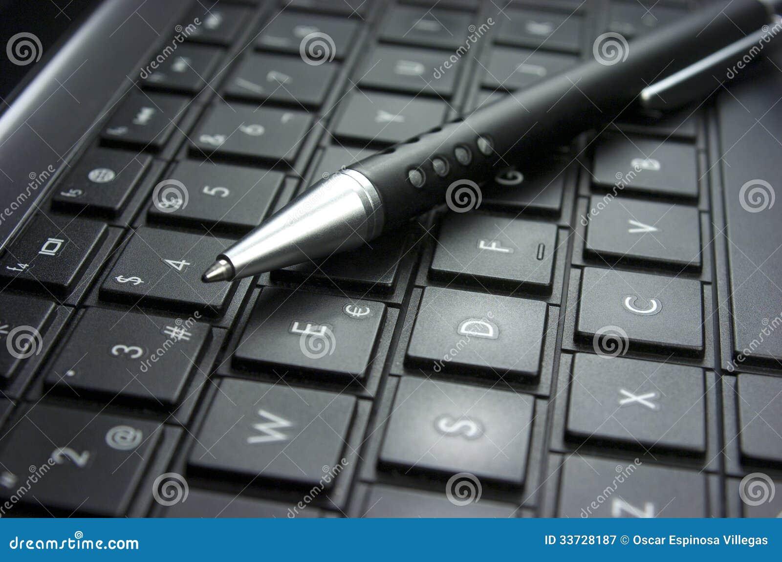 Идея. Клавиатура компьютера.