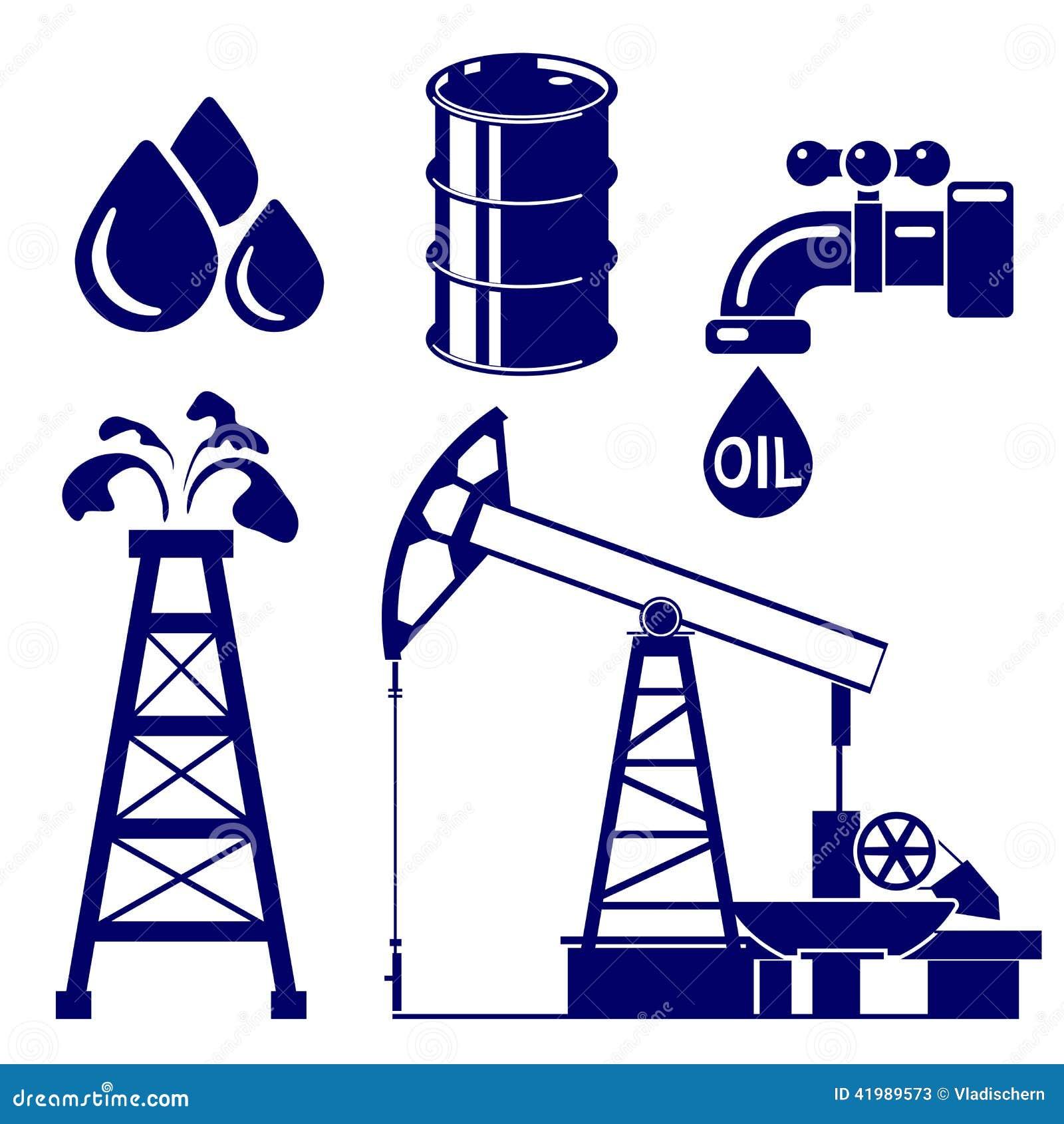 Как нарисовать рисунок нефтяника
