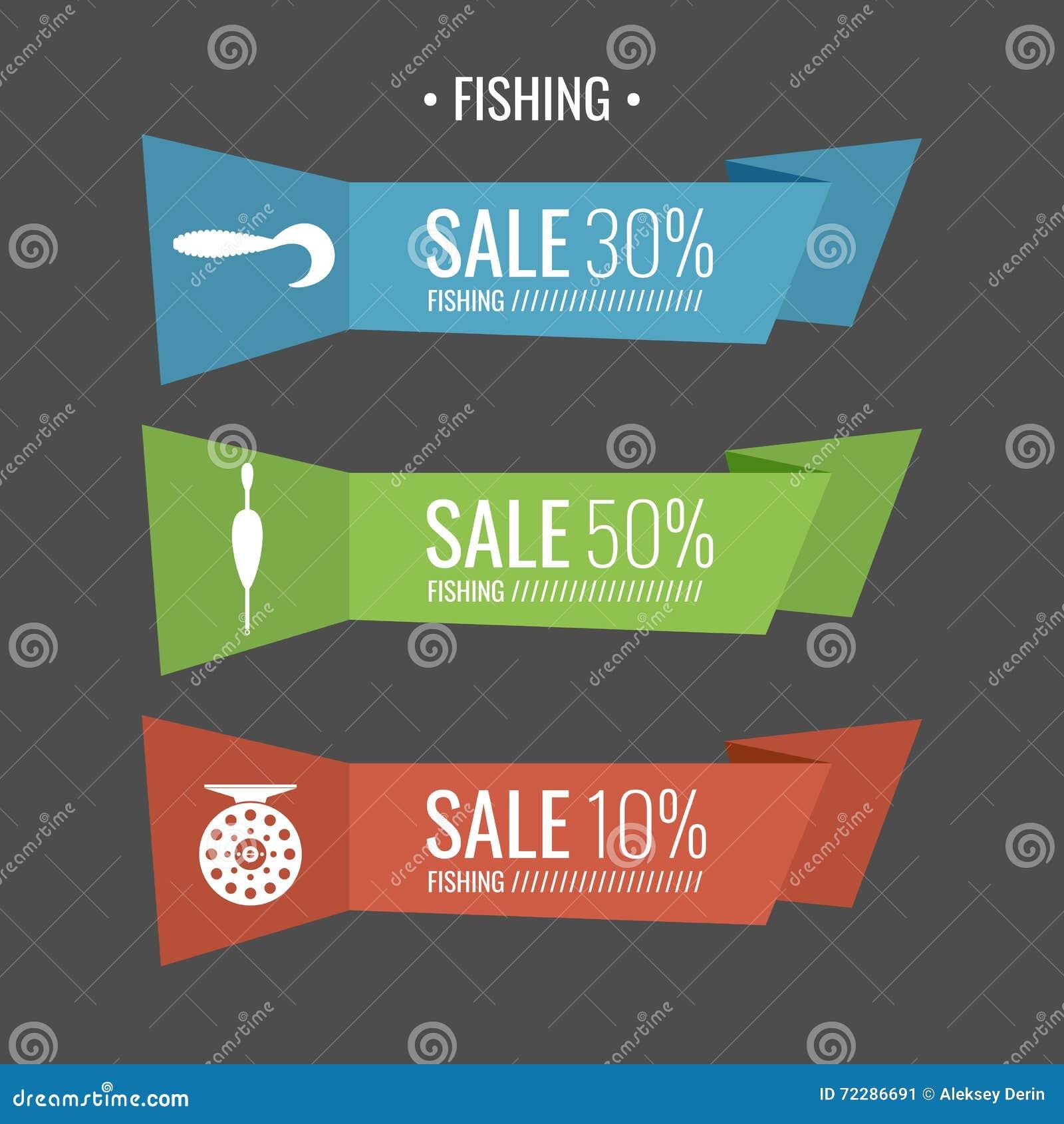 Download Иллюстрация вектора для скидок на аксессуарах рыбной ловли Иллюстрация вектора - иллюстрации насчитывающей линия, диаграмма: 72286691