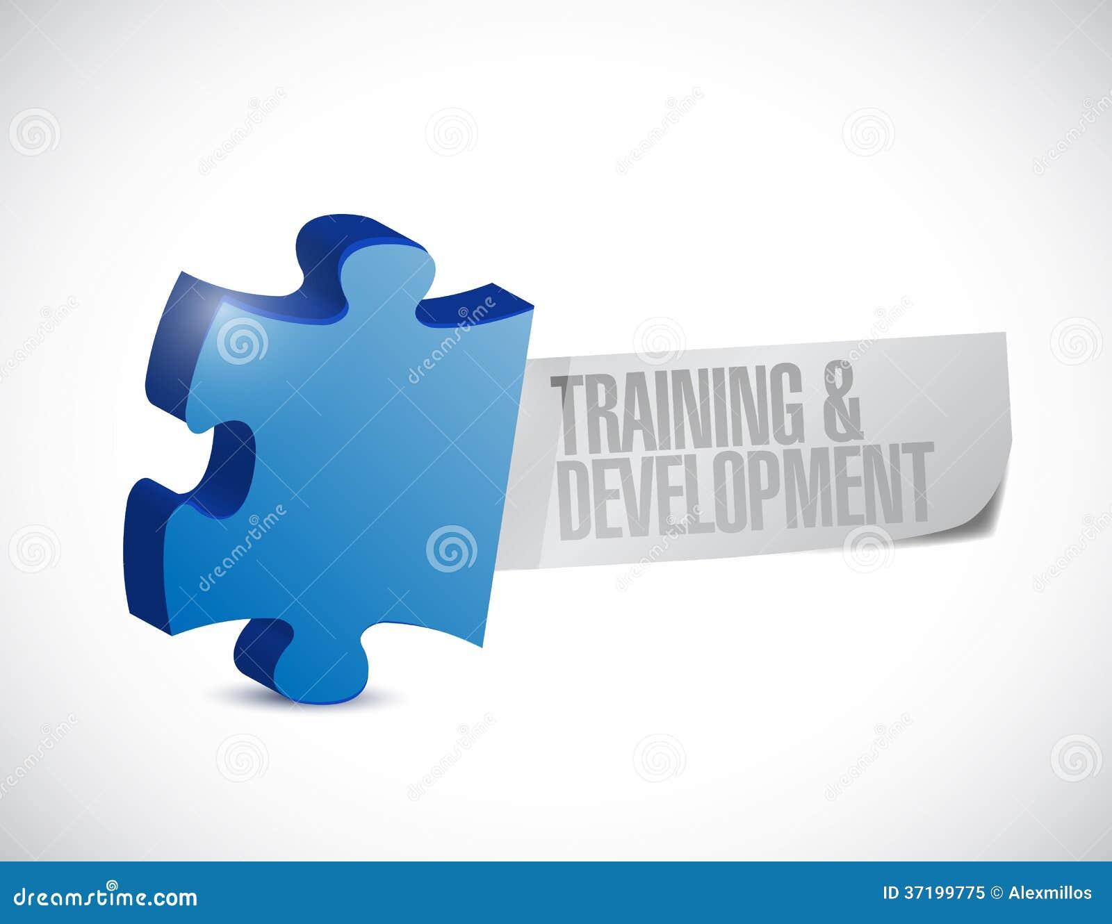 Иллюстрация головоломки тренировки и развития