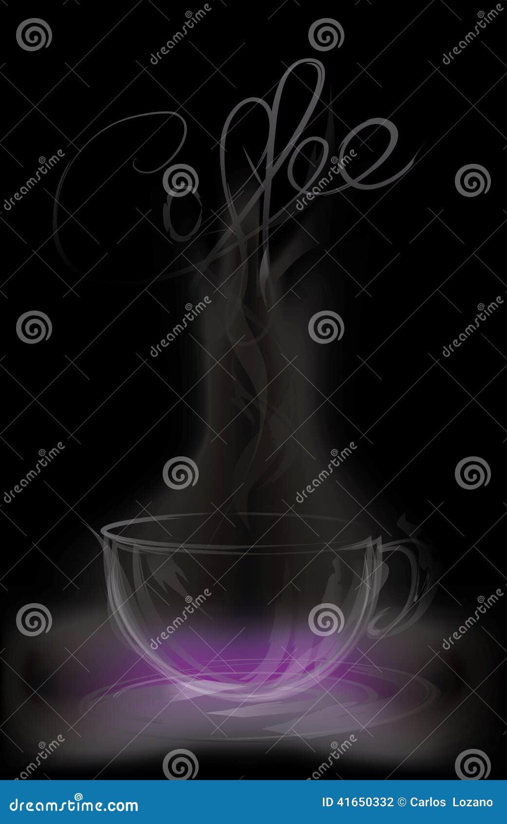 иллюстрация кофе