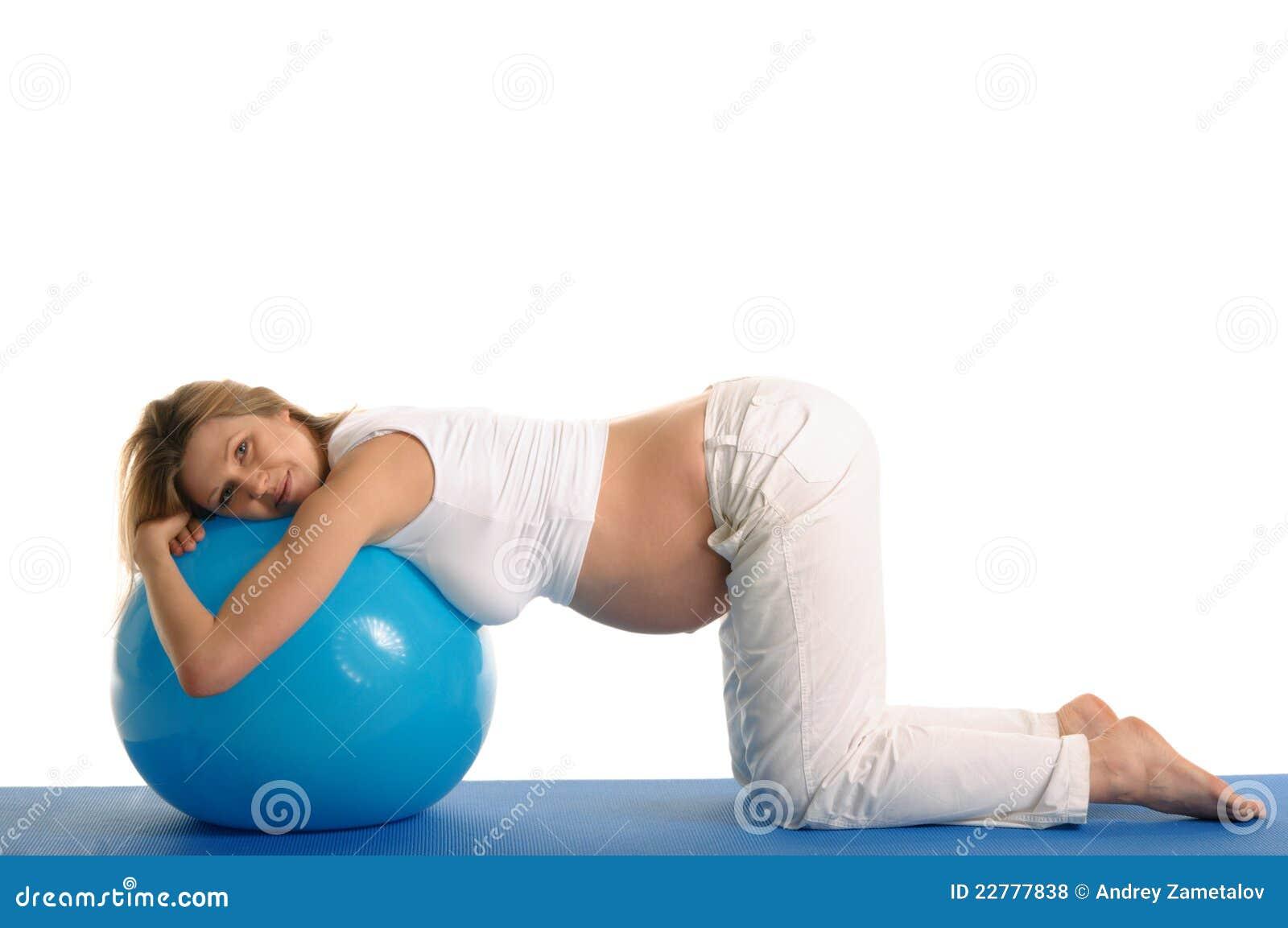 Упражнения для укрепления для беременных